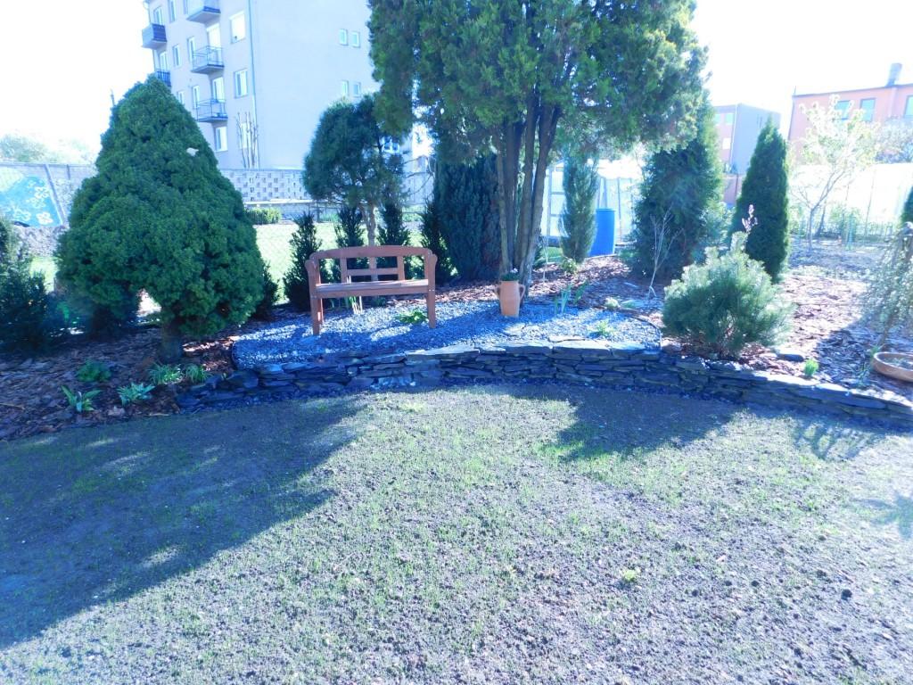 Zahrada ve Vážanech